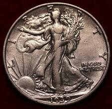 1939-S San Francisco Mint Silver Walking Liberty Half