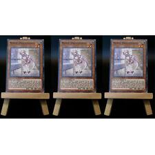 Yugioh PROXY 3x-Playset: Nurse Dragonmaid   Card Karte Custom Drachenmädchen