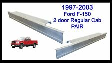 1997-03 Ford F-150 Pickup 2 DOOR Regular Cab Outer Rocker Panels Pair