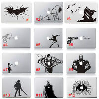 "Macbook Sticker Decal Skin Cover for Apple Macbook Air 13"" Pro 13'' & 15"""