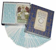 The Original Rider Waite Tarot Pack by Pamela C. Smith (Trade Cloth)