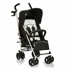 Hauck Speed Plus Black/White Pushchairs Single Seat Stroller