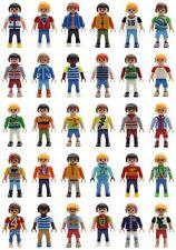 Playmobil Kind Kinder Junge Citylife Figur KITA Schule Spielplatz Wintersport