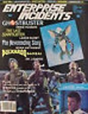 1984 ENTERPRISE INCIDENTS #22  Magazine-Star Trek Zine