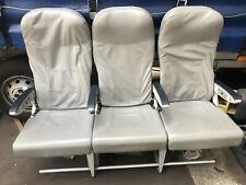 More details for aircraft leather seats