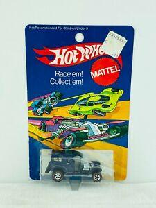 Hot Wheels Redline PADDY WAGON 1973 Enamel Blisterpack BP Carded WOW !! RARE !!