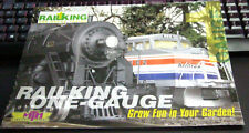 Three Old Train Catalogs - Rail King - Walthers - Terminal Hobby Shop