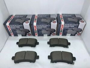 Rear Brake Pads Fits Vauxhall Insignia 2008-2017...All Models