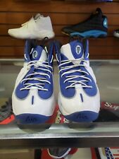 2015 Nike Air Penny 2 II Foamposite Atlantic Blue Size 13 333886-400 used no box