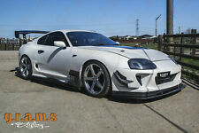 Toyota Supra Ridox Style Side Diverters for Performance Body Kit Side Skirts v8