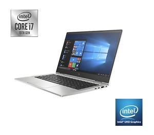 """HP EliteBook x360 830 G7 2-in-1 13.3"""" FHD Touch, i7-10510U, 16GB RAM,1TB SSD, 4G"""