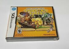 Final Fantasy Fables: Chocobo Tales (Nintendo DS, 2007)