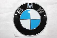 Genuine BMW 1 5 6 Z4 Emblem Badge Bonnet Tailgate Ø82 mm 51147057794