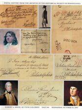 Pennsylvania Postal History - Siegel Auction Catalog