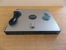 Cisco Linksys SFE2010P 48-Port 10/100/1000 EthernetSwitch PoE