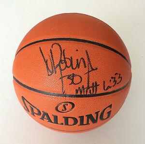 San Antonio Spurs #50 DAVID ROBINSON Signed Autographed NBA Basketball COA!