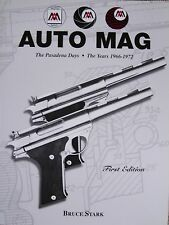 Automag Auto Mag the Pasadena Days Book.  Paintball