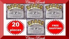 20 Bottles China Brush Seifen's Kwang Tze Solution for Hard, Longer, Erection
