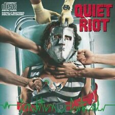 Quiet Riot - Condition Critical - CD - New