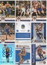 2016-17 Panini Excalibur Golden State Warriors Team Set Crusade + Inserts (18)