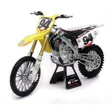 Miniatura 1 6 modello Motocross Suzuki Rm-z450 Roczen No. 94 MX Enduro