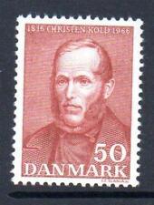 Denmark Mnh 1966 Sg473 150Th Birth Anv Of Christen Kold