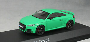 iScale Audi TT RS Coupe in Green 5011610432 1/43 NEW