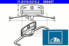 Original ATE 11.8116-0296.1 Bremssattelfeder für BMW