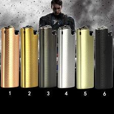1PCS BIC lighter metal case holder cover for BIC J3 not contain lighter,BT1-1