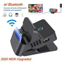 Upgraded bluetooth 2.1 HDMI TV Docking Station Charging Dock for Nintendo Switch