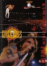 GUN N ROSES 01.20.91 ROCK IN RIO LIVE DVD    I ACCEPT PAYPAL!!!