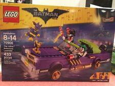 LEGO~THE JOKER NOTORIOUS LOWRIDER~ Building Set #70906 ~w/ Harley Quinn, Batgirl