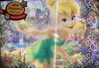 Disney Tinker Bell Magnetic 3D Motion Picture Card