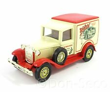 "MATCHBOX Models of Yesteryear Y-22 - 1930 Model ""A"" Ford Van - BOX - TOP"