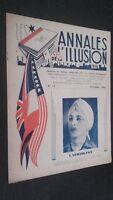 I Annali Di L Illusione N° 11 Parigi 1945 ABE
