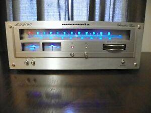 MARANTZ 2100 FM / AM tuner