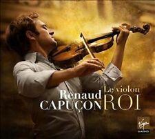 Renaud/various Capucon-le violon roi/the violin King 3 CD NEUF