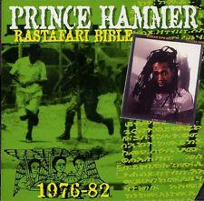 PRINCE HAMMER - RASTAFARI BIBLE BEST OF 76-82