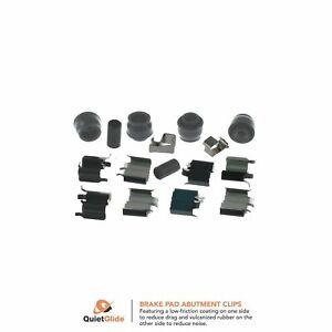 Carlson 13459Q Disc Brake Hardware Kit For 06-15 Grand Vitara MX-5 MX-5 Miata