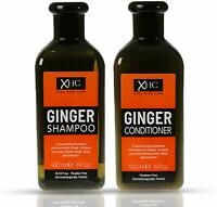 XHC Xpel Hair Care GINGER Shampoo & Conditioner & BODY WASH For Nourishing