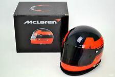 1/2 Scale Gilles Villeneuve McLaren 1977 British Grand Prix Helmet F1