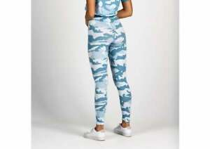 Brand New Ladies Adidas Originals Womens Camo Leggings Size UK 14 Gym Fitness