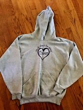 M J Soffe Cheerleading 4 J Crew All About The Game Cheer Sweatshirt Womens Sz M