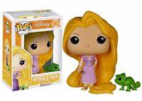 Funko Pop! Disney Tangled Rapunzel And Pascal Vinyl Figure