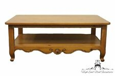 """ETHAN ALLEN Legacy Collection 46"""" Coffee Table 139 Finish"""