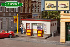 BNIB OO HO GAUGE AUHAGEN 99053 SMALL PETROL STATION KIT
