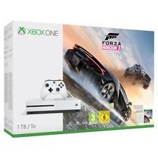 Consolas de videojuegos blancos Xbox One S