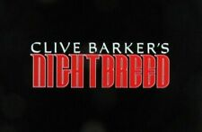 35mm CLASSIC HORROR/.FANTASY Trailer- Clive Barker's NIGHTBREED  1990  Like NEW!