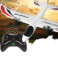 FX-818 2.4G Remote Control RC Airplane Glider Toy with LED Light Kids Gift Beamy