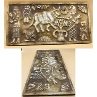 Marble stone antique beautiful carving stone rare Relief tile
